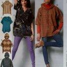 McCalls M6603 Sewing Pattern, Misses Tops Pattern, Plus Size 16 18 20 22 24 26, UNCUT