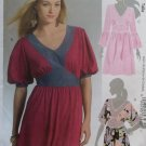 McCalls M5408 Hilary Duff Misses Tops and Tunic Pattern, Sz 14-20 UNCUT