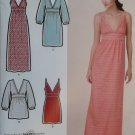 Simplicity 2587 Pattern, Cynthia Rowley Misses' Dress in Three Lengths or Tunic, Sz 4-12 UNCUT