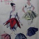 Butterick B5435 Pattern Retro 1954 Aprons,  UNCUT