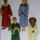 Butterick B4542 Childs Church Choir Robe Sewing Pattern Plus Sz Md to Lg, Uncut