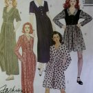 Easy Misses Jumpsuit and Dress 2 lengths McCalls 6754 Pattern Size 4 6, UNCUT