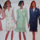 Easy Misses Jacket, Skirt, Blouse & Dress Butterick 6472 Pattern, Size 12 14 16, Uncut