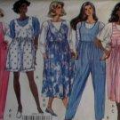 Easy Maternity Top Jumpsuit Jumper Dress Butterick 3962 Pattern, sz 14, 16, 18, uncut