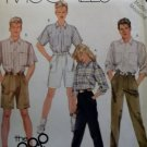 Easy Unisex Shirt, Pants and Shorts McCalls 3159 Pattern,  Size Med, Chest 36, 38 Uncut