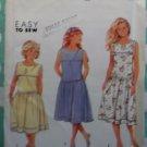 Easy Simplicity 8509 Dress Pattern, Sz 10, 12, 14, Uncut