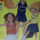 Simplicity 5485 Girls Cheerleading Uniform Sewing Pattern, Size 2 3 6, Uncut