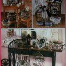 OOP Simplicity 9471 Frames Baskets & covered Boxes Pattern, Uncut, FF
