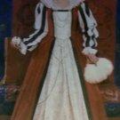 McCalls 4028 Pattern, Misses or Petite Elizabethan Costume, Size 6 8 10 12, Uncut