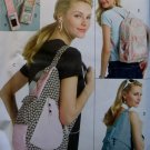 Butterick B5054 Backpacks and Mp3 Player Cover Sewing Pattern, Uncut