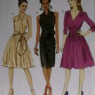 Butterick B 5850 Sewing Pattern, Misses' Dress, Plus Size 16 18 20 22 24, UNCUT
