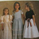 OOP McCalls Alicyn Exclusives 9141 Pattern, Childs Dress in two Lengths, Sizes 3, 4, 5  UNCUT