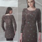Rebecca Taylor Design Misses Dress Vogue V 1251 Pattern, Plus Size 14 - 20 UNCUT