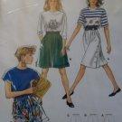 Burda 5040 Sewing Pattern Misses Bermuda Shorts,  Plus Size 8 10 12 14 16 18 20 22, Sealed