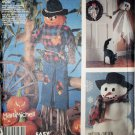 Vintage McCall's 2628 Decorative Holiday Package Pattern, Uncut FF