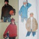 Simplicity 8642 Mens Jacket Pattern, Size Chest 38, Uncut