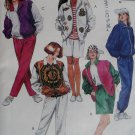 OOP New Look 6148 Misses' Easy Jacket, Skirt, Top and Pants Pattern, Size 8 to 18, Uncut