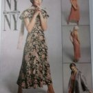 McCall's 8150 NY Collection Misses' Dresses and Unlined Jacket, size 12, Uncut