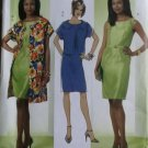 Butterick B 5460 Patterns Misses' Jacket & Dress, Sizes 6, 8, 10, 12, UNCUT