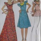 McCalls 5484 Misses Dress or Top and T-Shirt Pattern,  Size 8, UNCUT
