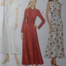 Misses Dress McCalls 8265 Sewing Pattern, Size 12 14 16, Uncut