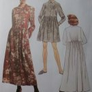 Easy Misses Wrap Dress in 2 lengths McCalls 7913 Pattern, Size 10 12 14, Uncut
