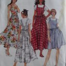 Misses' or Petite Sundress or Jumper in 2 lengths McCalls 8230 Sewing Pattern, Size 12 14 16, Uncut
