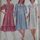 Butterick 4198 Patterns Misses'  Dress, Size 6, UNCUT