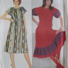 Housedress, Muu Misses' Dress Butterick 4437 Pattern, Size 6 8 10, Uncut