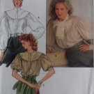 Misses Blouse Butterick 4752 Pattern, Size 8 10 12, UNCUT