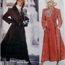 McCalls 2764 Misses or Petite Lined Coat Pattern, Sz 14, Uncut