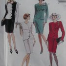 Simplicity 6348 Misses Unlined Jacket and Skirt Pattern, Sz 10, 12, 14, Uncut