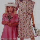 OOP McCalls 2003 Child's Lined Jacket & Dress Pattern, Size 2 3 4 5 6, Uncut