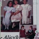 McCalls 5190 Pattern, Child's Alicyn Design Dresses, Size 4, 5, 6,  Uncut