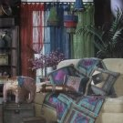 Simplicity 3693 Sewing Pattern Andrea Schewe Design Living room Accessories, Uncut