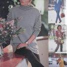 Misses' Unlined Cardigan, Vest, Tunic & Pants McCalls 6223 Pattern, Plus Size 18 20 UNCUT