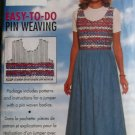 OOP Butterick 4422 Easy Misses' Pin Weave Jumper Pattern, Sz 6 to 22, Uncut