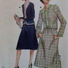 OOP Kwik Sew 778 Pattern, Misses Suit, Sz 14 16 18, SEALED