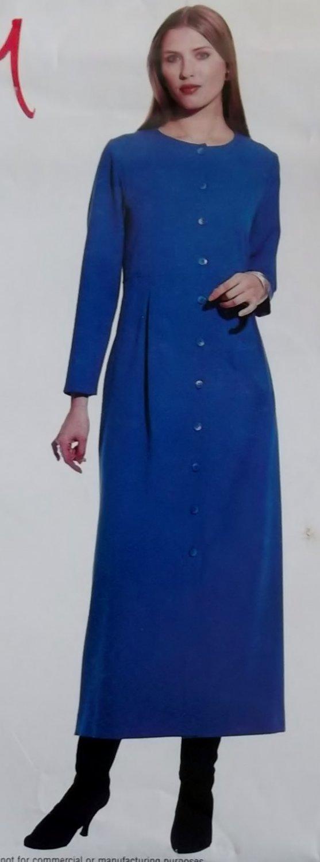 McCalls 3298 Misses' Button front Dress Sewing Pattern,  Plus Size 16 18 20 22, UNCUT