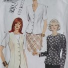 Classic Misses or Petite Skirt Vogue 7922 Pattern,  Sz 8 10 12,  UNCUT