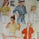 OOP Learn to sew McCalls 2403 Sewing Pattern, Girls Shirt, Size 7 8 10, UNCUT