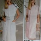 Easy Misses Dress McCalls 2911 Sewing Pattern, Size 8 10 12, Uncut