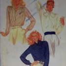 McCalls 7233 Misses Dress & Tie Belt Pattern,  Size 14, UNCUT