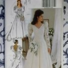 Misses Bridal Dress Butterick 4501 Pattern,  Size 14 16 18, UNCUT