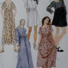 McCalls 7523 Misses Loose fitting Dress in 2 lengths Pattern, Sz 10, 12, 14, Uncut