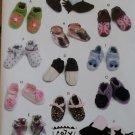 McCalls M 6342, Infants' Shoes  Boots Pattern, Size S to L, UNCUT