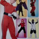 Mccalls MP 319 or M 4951Children's Boys' Good Guys Costumes, Sizes 7 to 14, UNCUT