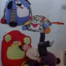 McCalls M 6625, Children's Poufs and Chairs Pattern,  One Size, UNCUT