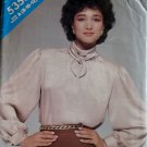 Butterick 5355 Misses Blouse Sewing Pattern, Size 8 10 12, Uncut