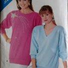 McCalls 5706 Pattern Misses' Top, Sizes 6, 8/10, 12/14, UNCUT